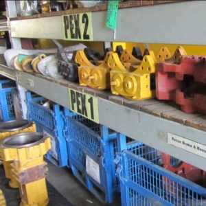 USED BELL MACHINE PARTS
