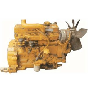 ENGINE-4045T FOR TLB MACHINES