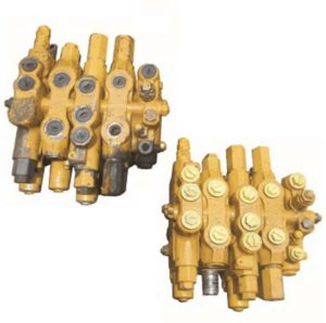 HYDRAULIC-VALVES FOR TLB MACHINES