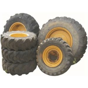 WHEELS FOR TLB MACHINES