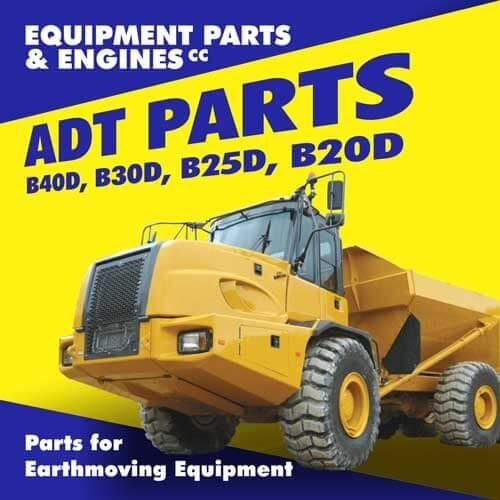 image of equipment parts earthmoving machines