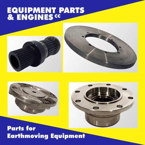 image of equipment parts earthmoving machines 3