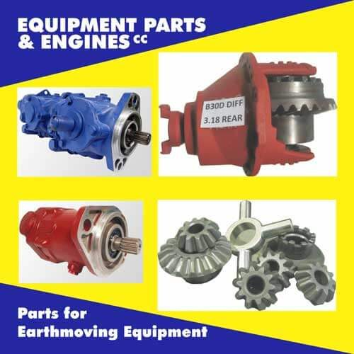 image of equipment parts earthmoving machines 5